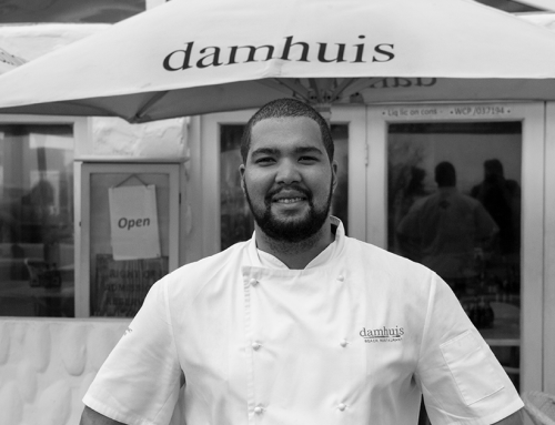Getting to Know Chef de Partie Robin Wessels
