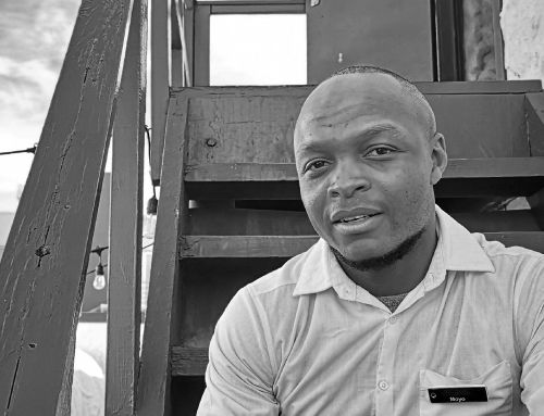 Getting to Know Server Michael Moyo