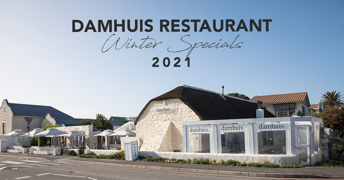 winter specials in cape town